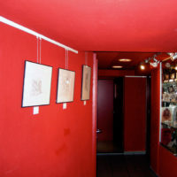 Exposition Camille MM à Zurich