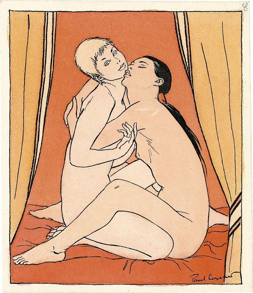 cuvelier erotique