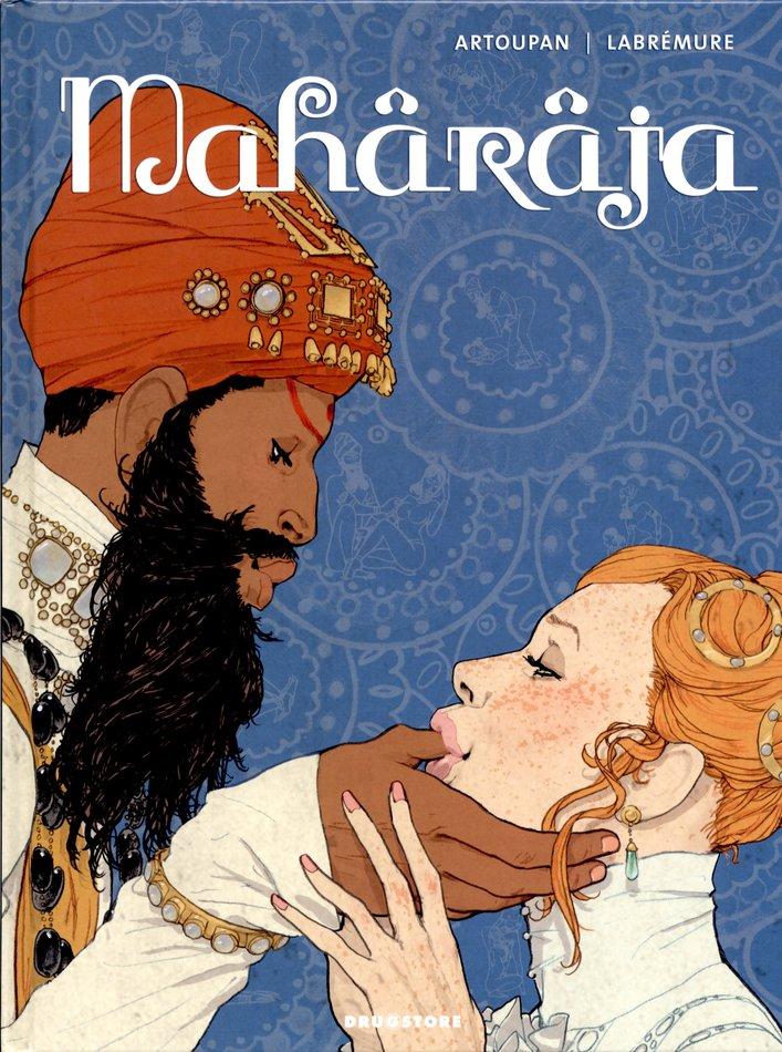 maharadja-artoupan-labremure-cover