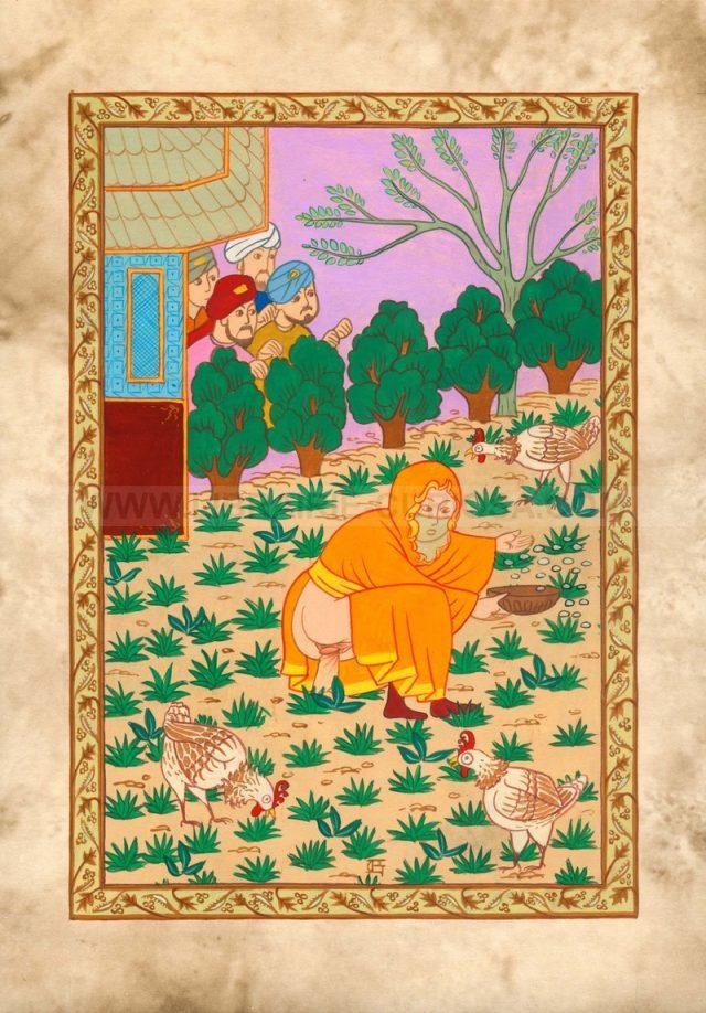 contes persans boccere